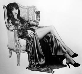 sophie marceau15 by zaphod66
