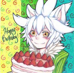 Derpy Birthday! by 3blurs