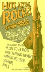Hot Little Rocket by torchboy