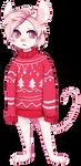 Santa for Nerfusia by LuciferArtz