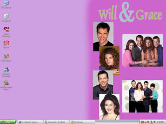 Will and Grace Wallpaper by WillandGraceClub