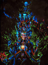 Avalokitesvara by jlof