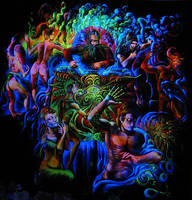 God is a DJ again by jlof