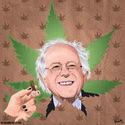 Feel The Bern by Brieana