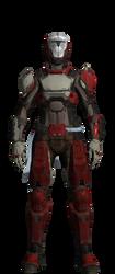 destiny titan Viola by XRaiderV1
