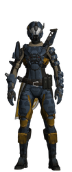 destiny titan Viola 1 by XRaiderV1