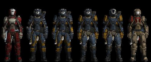 Awakened Titan Viola2 by XRaiderV1
