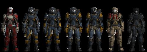 Awakened Titan Viola3 by XRaiderV1