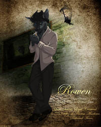 Rowen's Character Assessment by SpiritCreations