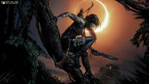 Shadow of the Tomb Raider by NEO-Musume