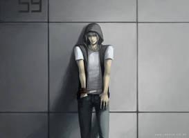 Gokudera 3 by iamFUN