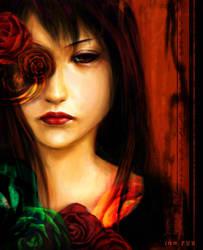 girl by iamFUN