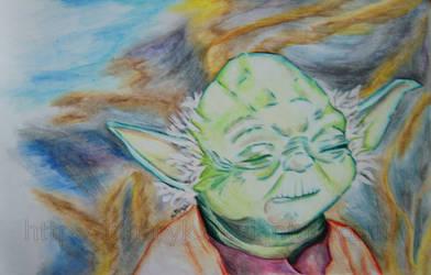 Yoda by KiharyK