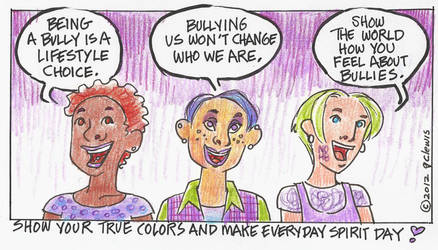 Spirit Day 2012 by free-to-be-Gee
