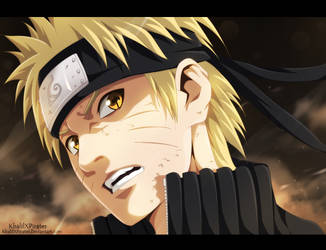 Naruto 672 - Now I Can Change Everything !.. by KhalilXPirates