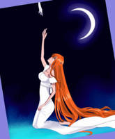 Can't reach you... by MoonPrincessAya
