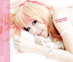 Sheryl Nome: Pink Monsoon by Itchy-Hands