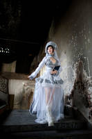 .:Tender SHALL:. Cosplay by Itchy-Hands