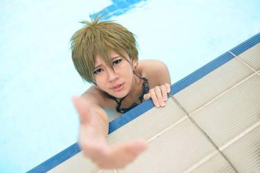 FREE! Makoto Tachibana by Itchy-Hands