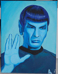 Live long and prosper by Mipeo