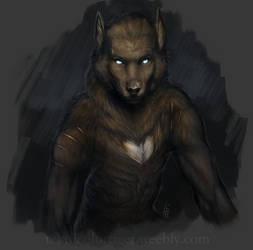 Spectre's Eerie Eyes by TeknicolorTiger