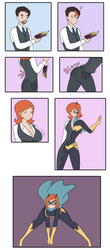 $ Into Comics by DB-Palette