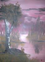 Mountain Lake by bydetn18