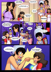 Dress to Regress Page 1 by BabyRC