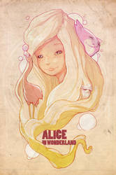 alice in wonderland by Goo00