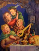 Robinhood by LindseyBell