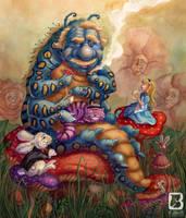 Wonderland by LindseyBell