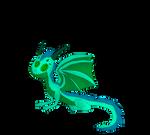 Aquan Cuttie by FireEmber345