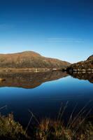 Reflection in Killarney Lake by AcridMonkry