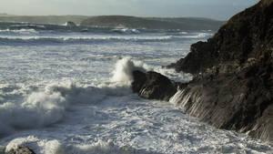 Crashing Waves 1 by AcridMonkry