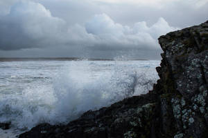 Wave Crash 2 by AcridMonkry