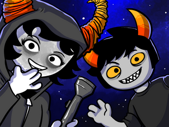 Let Us Tell You About Hiveswap by DarkPoinko