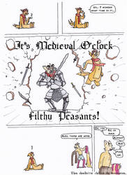 Medieval Time! a.k.a I'm back, or something. by Dedalo-el-Hispano