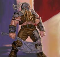 Dwarf by wraith2099