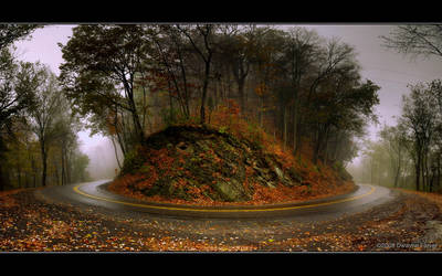 Backbranch Road Lightstreet PA by DwayneF