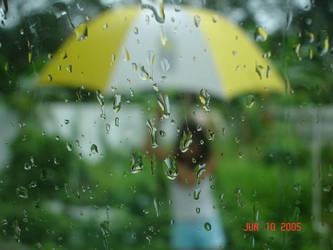 Dancing in the Rain by RebeccaGKim