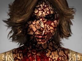 Bleeding Girl by Mordekraiser