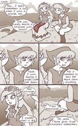 Minish Cap - kinstone comic 10 by RasTear