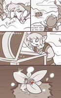 Minish Cap - kinstone comic 12 by RasTear