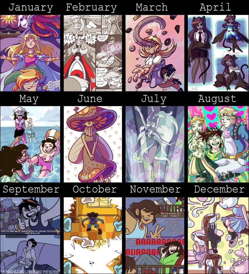 2015 improvement meme by RasTear