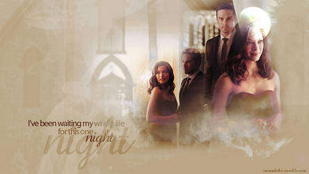 Catherine and Vincent [BATB 2012] One Night by rainakthx