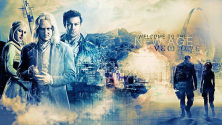 Defiance (Syfy) Welcome to the New Age by rainakthx
