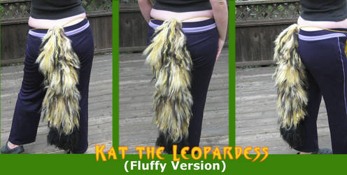 Yarn Tail: KTL-Fluffy Version by Catwoman69y2k