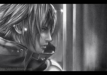 FF Versus XIII: Prince by miho-nyc