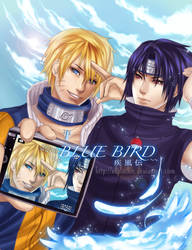 Naruto Shippuden - Blue Bird by miho-nyc
