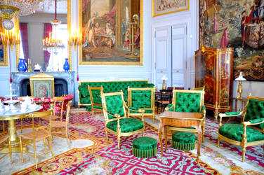 Salon de reception by MenDan